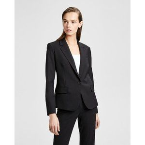Theory Gabe B 2 Urban Blazer in Black